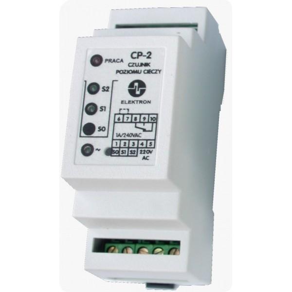 Czujnik poziomu cieczy (wody) CP-2 -pomiar 2 poziomów