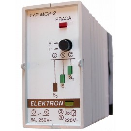 """Czujnik poziomu cieczy """"MCP-2""""-pomiar 2 poziomów"""