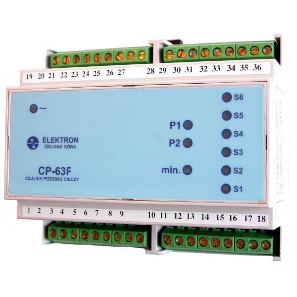 """Czujnik """"CP-63F""""- jak CP-63 ale bez elektrolizy na sondach"""