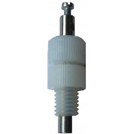 Głowica G-4/K z gwintem M-10 - dla 1 sondy prętowej