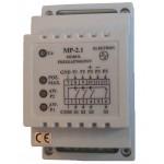 """Moduł przekaźnikowy """"MP-2.1"""" -do monitoringu"""