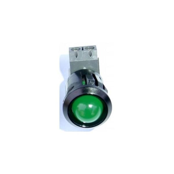 "Lampka diodowa ""LD-1"" zielona"
