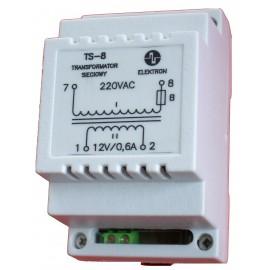 Transformator TS-8/12 V do sterowników i czujników poziomu