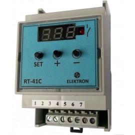 Cyfrowy regulator temperatury RT-41C/-50..+110 C z czujnikiem