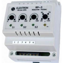 """Elektroniczny regulator poziomu cieczy """"RP-3"""""""