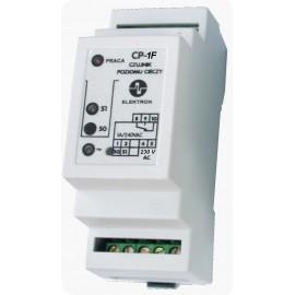 """Czujnik poziomu """"CP-1F""""- zab. przed suchobiegiem 1 sondą ( bez elektrolizy na sondach)"""