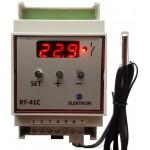 Cyfrowy regulator temperatury RT-41C/-50..+110 st.C z czujnikiem