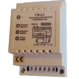 Sygnalizator wilgoci i temperatury silników pomp CR-3.1