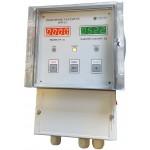 DW-1C + przepływomierz + elektrozawór -komplet na 3/4' dozowanie co 0,1 litra lub co 1 litr.